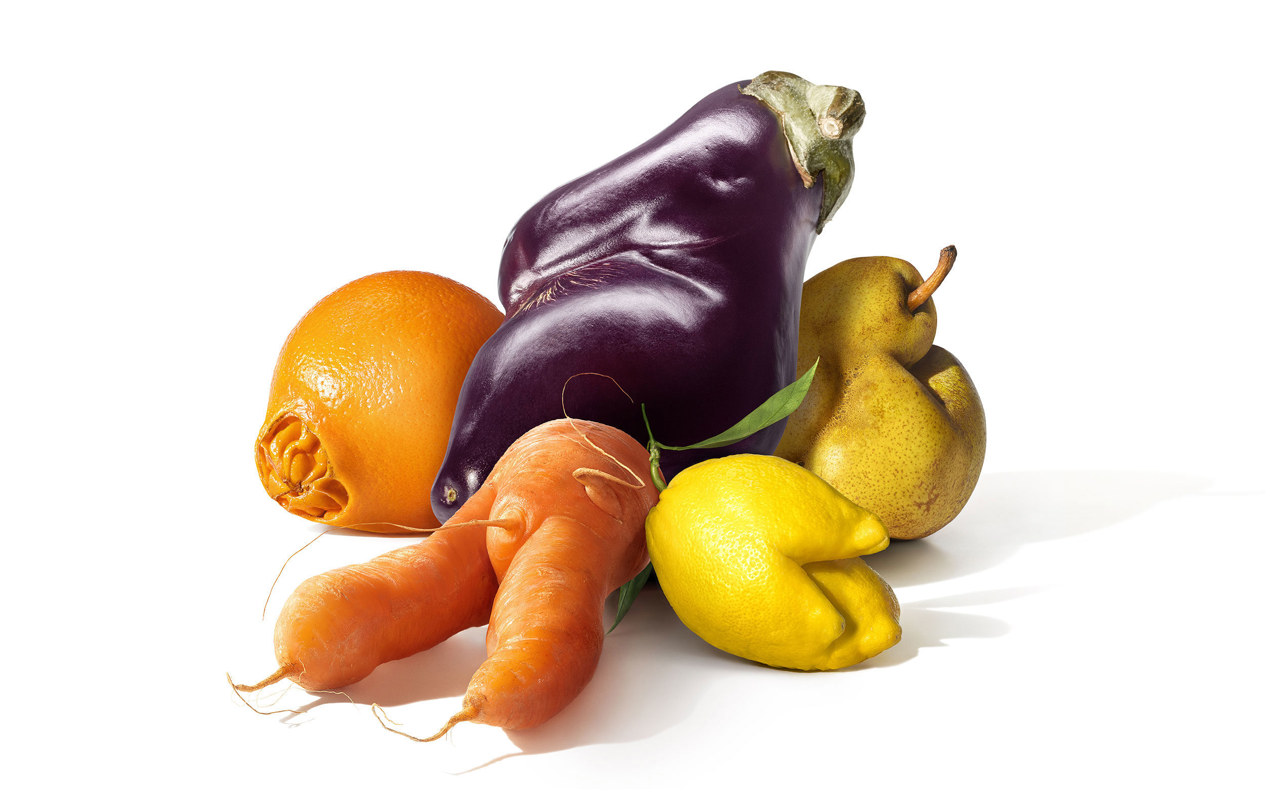intermarche ugly fruits