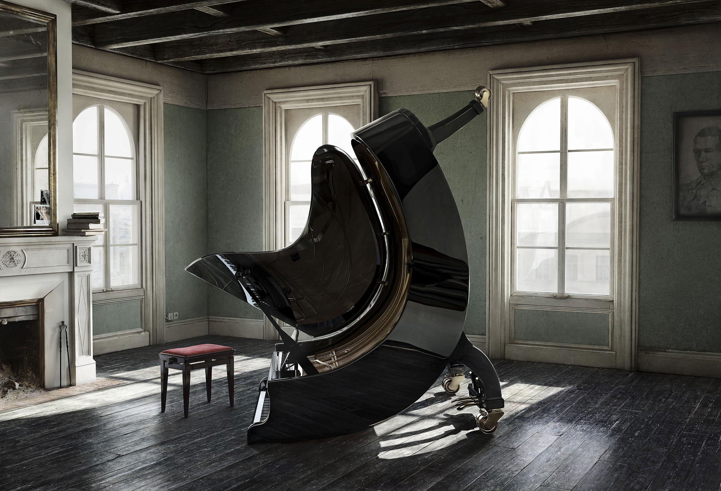 rowenta piano